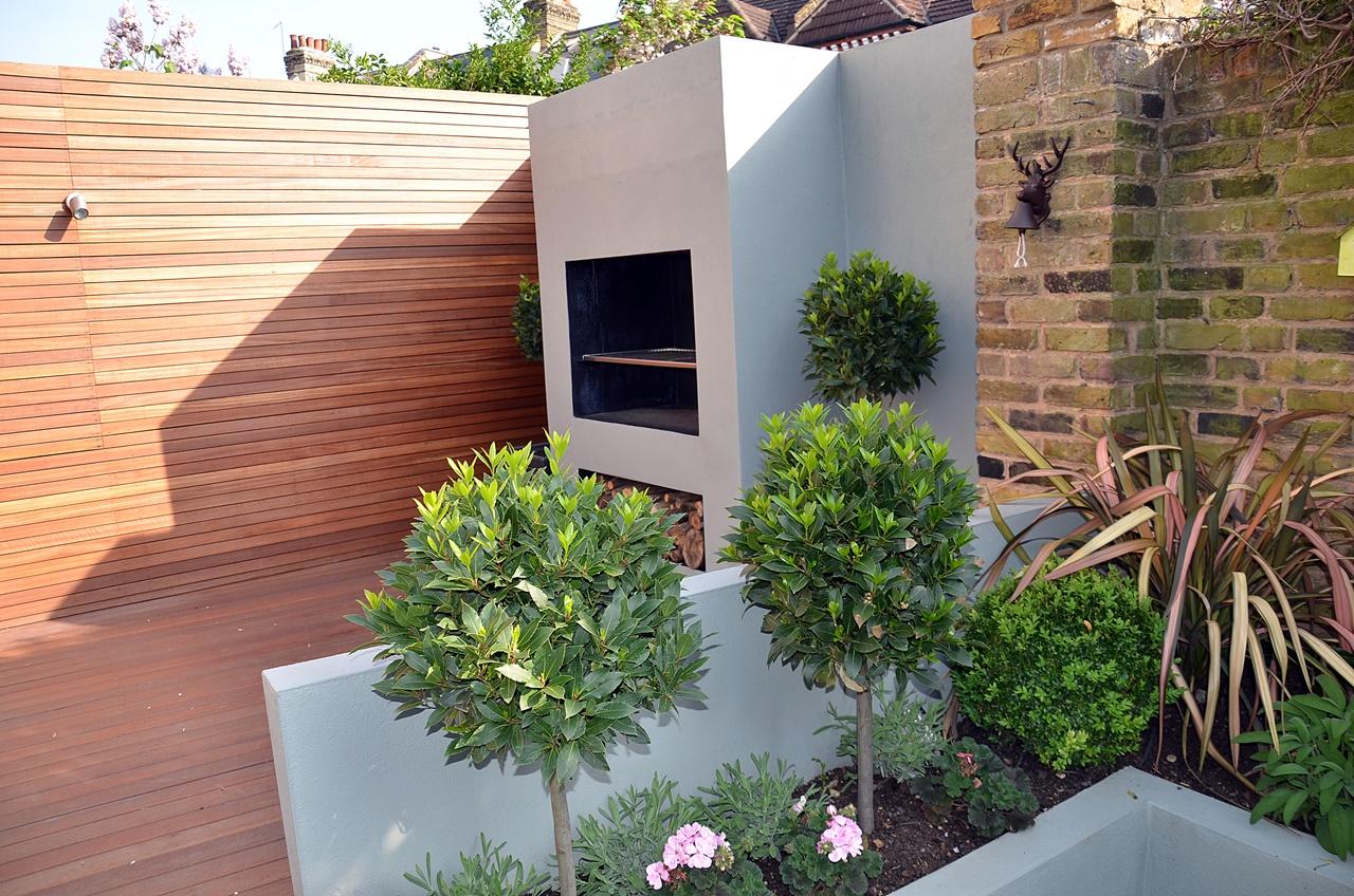 garden designer balham