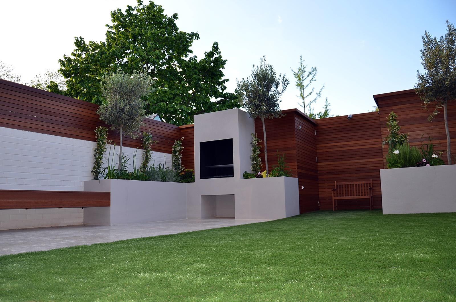 garden designer design wimbledon