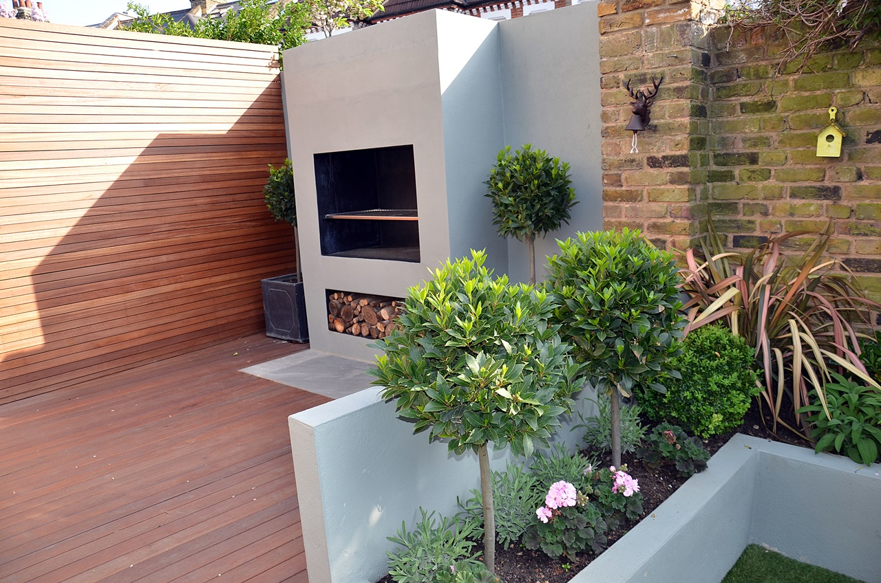 garden designer dulwich london