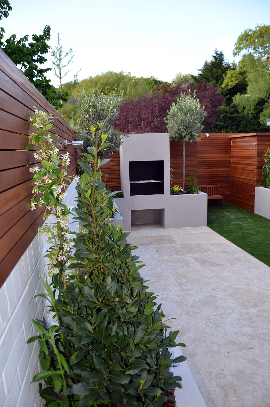 garden designer fulham clapham dulwich wimbeldon sutton london