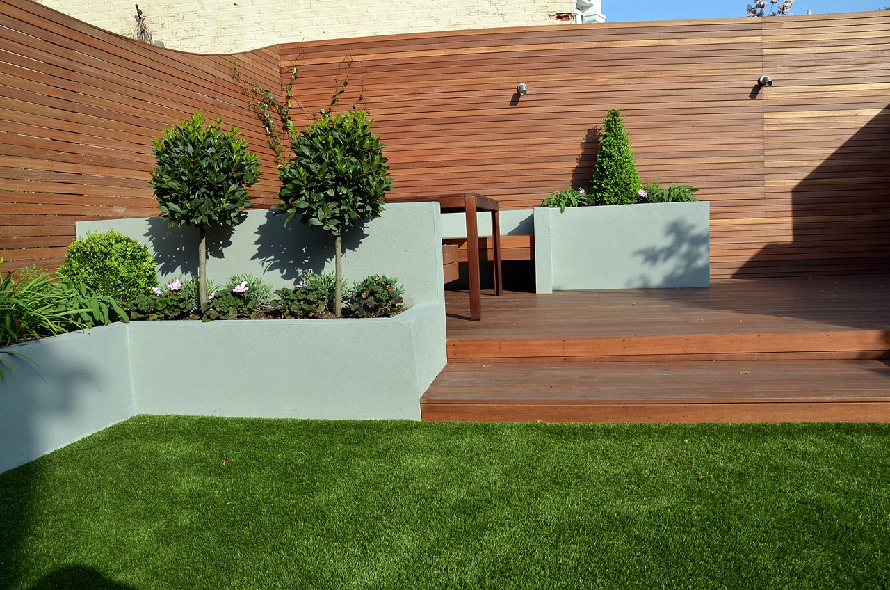 garden designer kensington