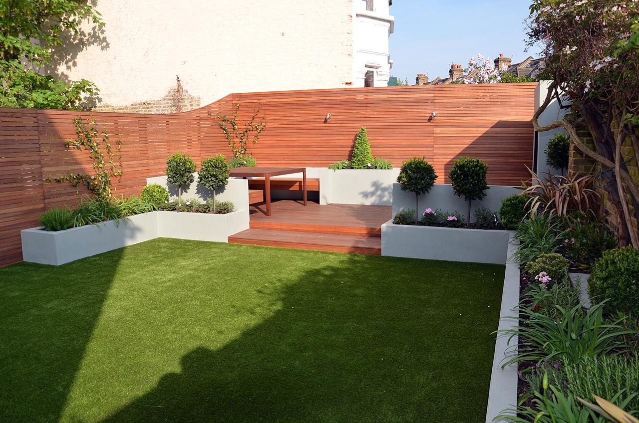 garden designer wandsworth