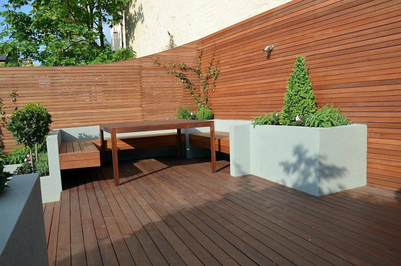 garden designer wimbledon