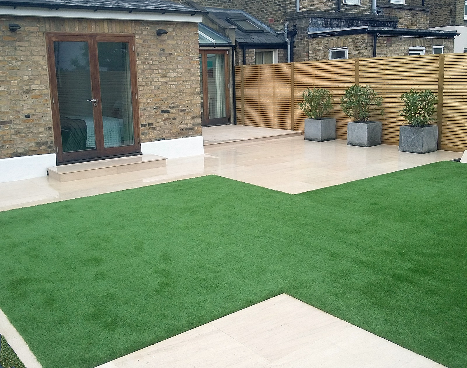London garden blog london garden blog gardens from for Paving garden designs