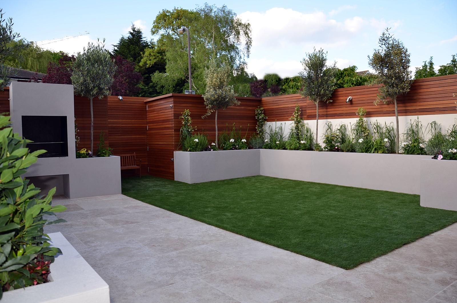 modern garden design balham clapham battersea london