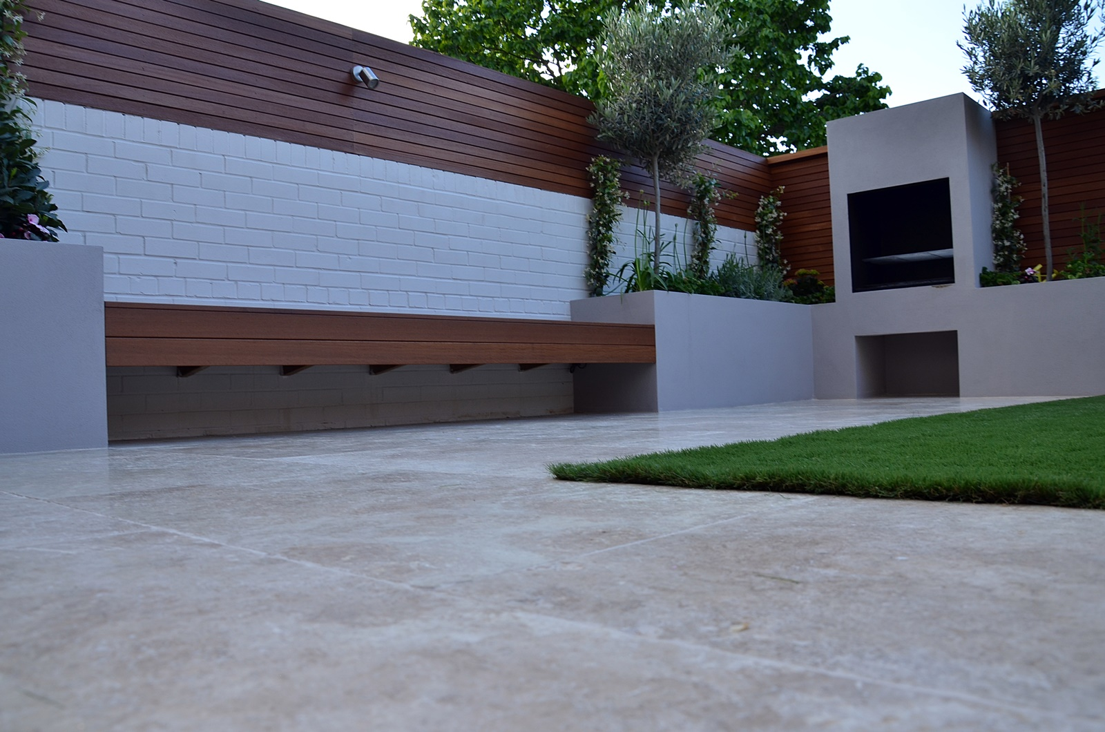 modern garden design designer mayfair kensington london