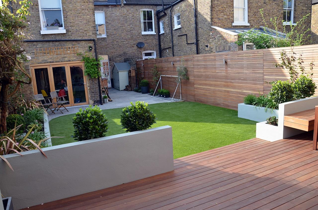 modern garden design dulwich clapham balham kensington wimbledon