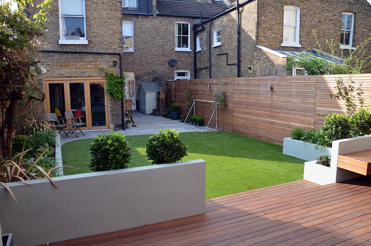 modern garden designer balham clapham dulwich wimbledon design london