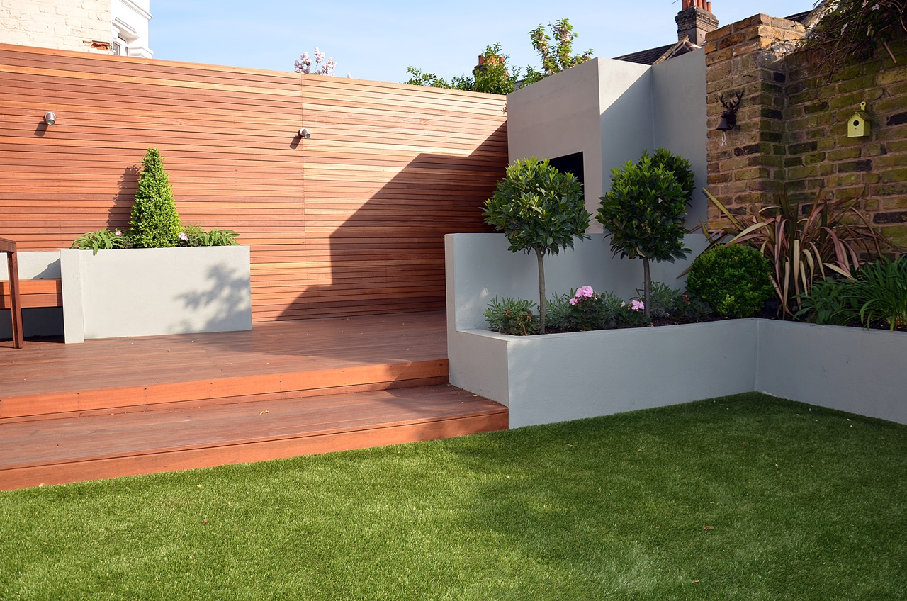 modern garden designer westminster pimlico mayfair london