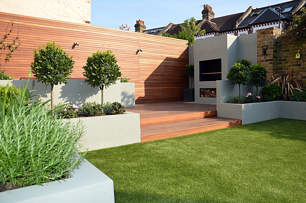 topiary garden design london