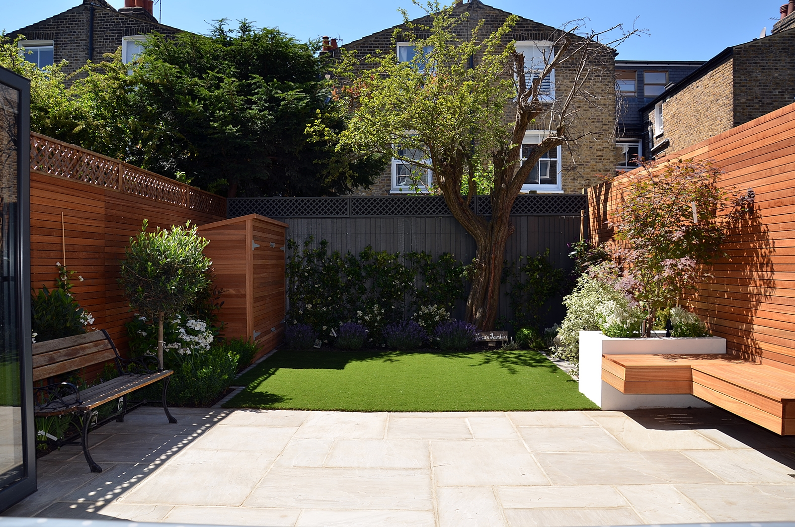 chelsea kensingon mayfair fulham garden design designer