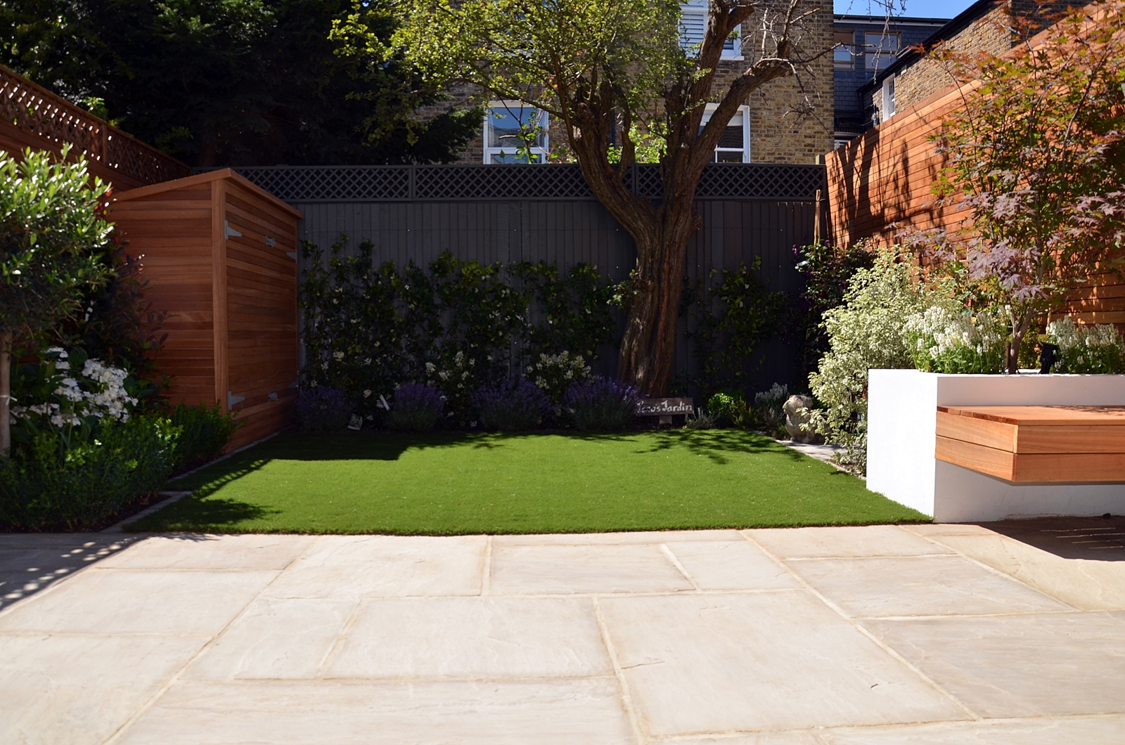 garden designer chelsea and fulham london