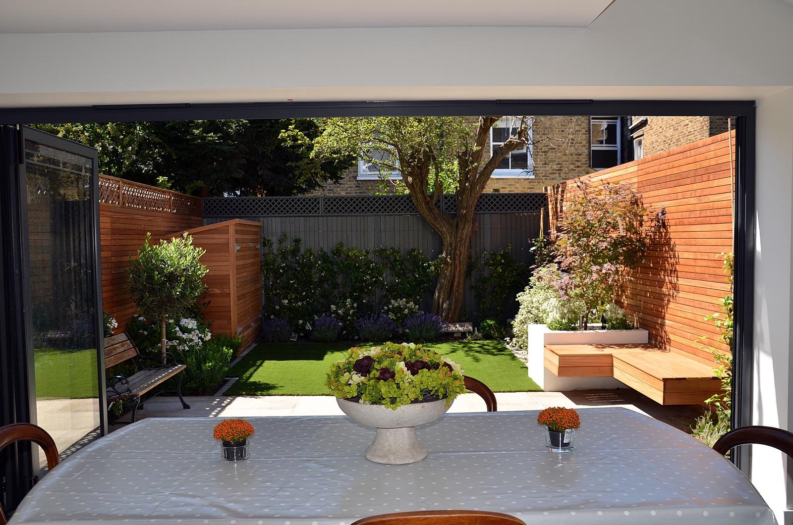 modern london garden design battersea clapham balham dulwich chelsea fulham