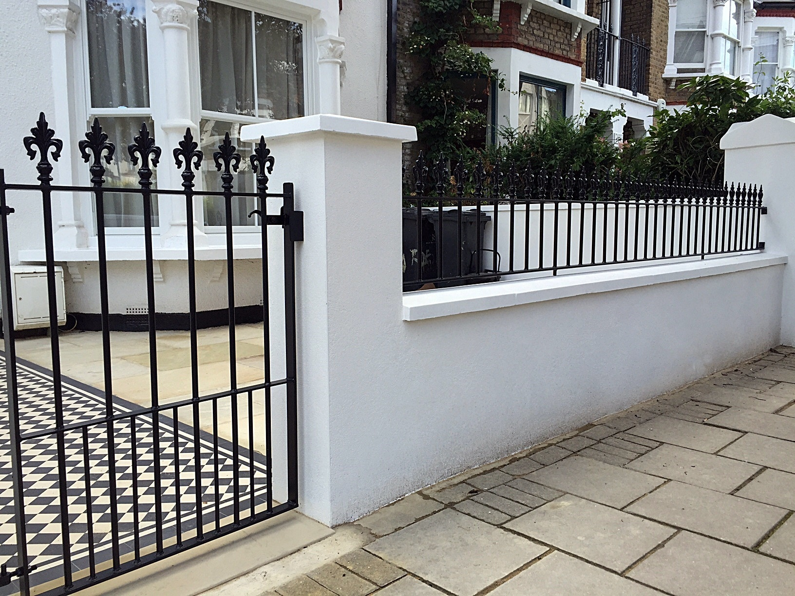 Front Garden Design London