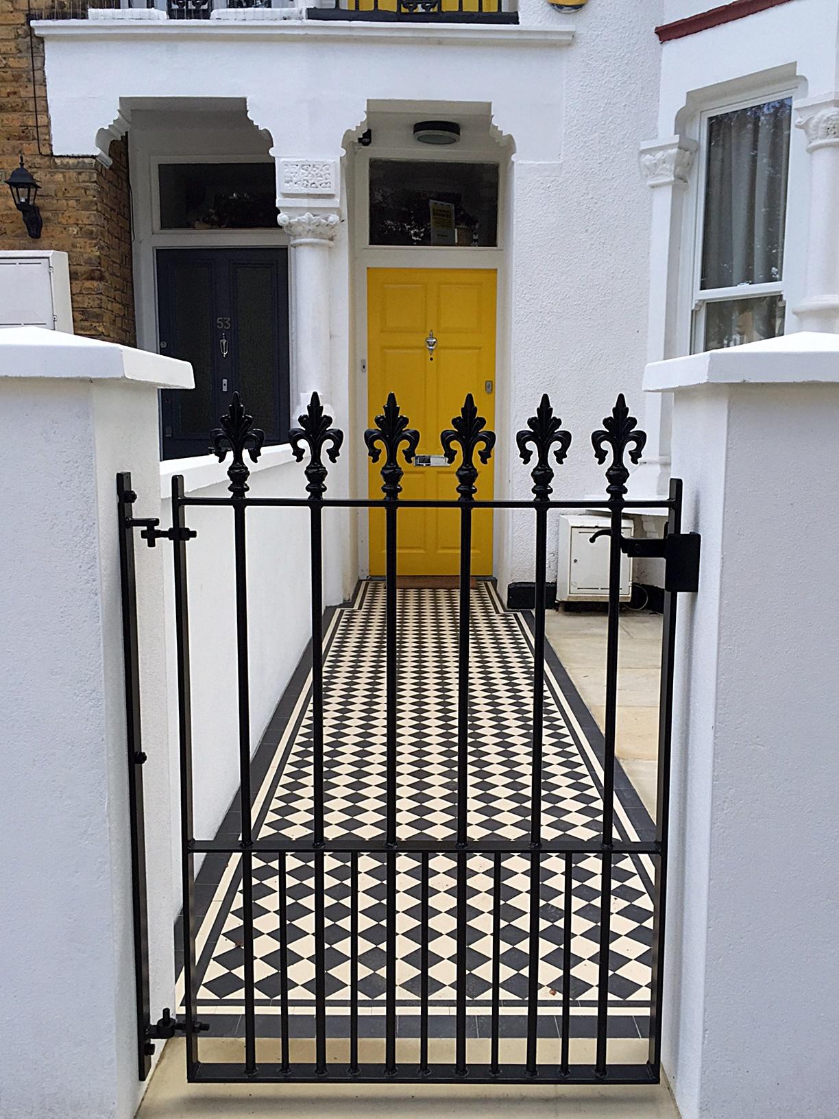 Front Garden Design Company London London Garden Blog