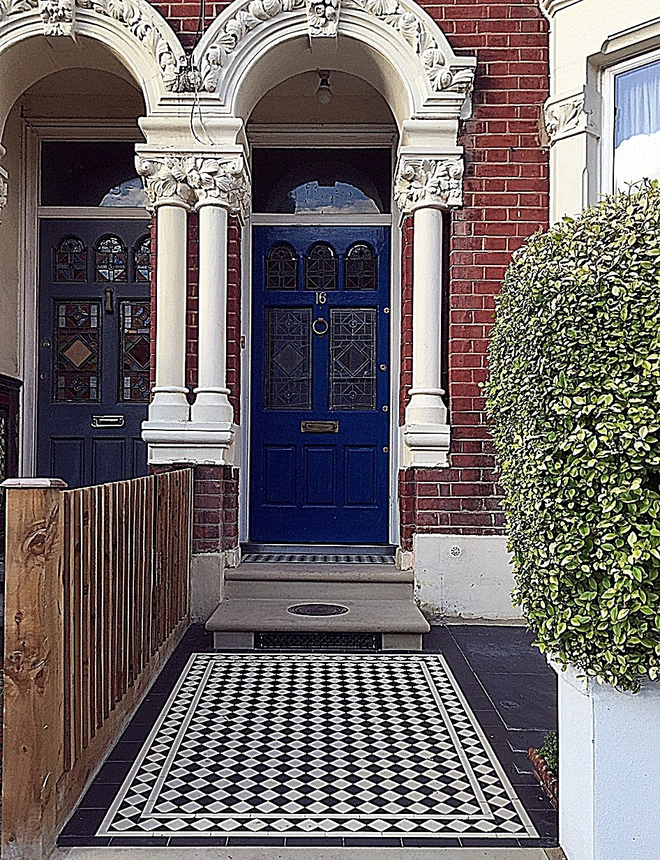 Front Garden Design Company London
