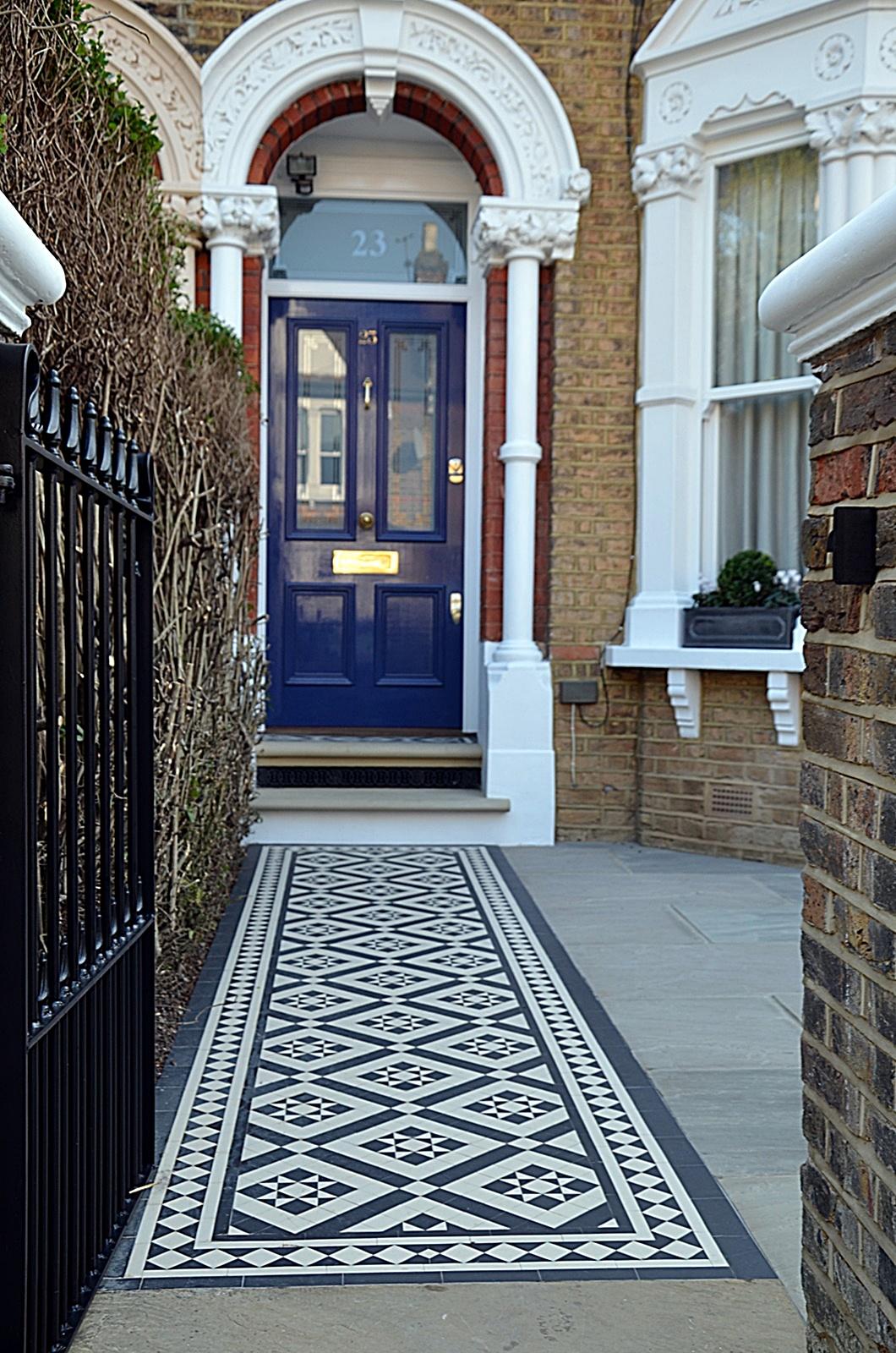victorian-classic-black-and-white-mosaic-london-clapham-balham-wandsworth-chelsea