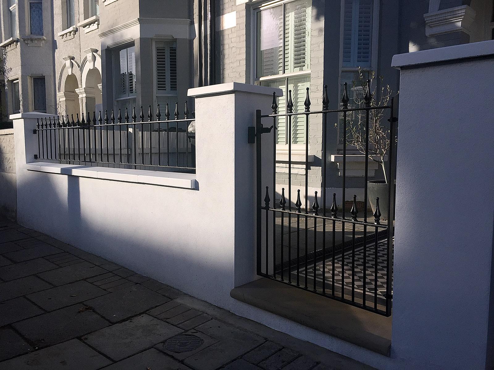 front-garden-design-london
