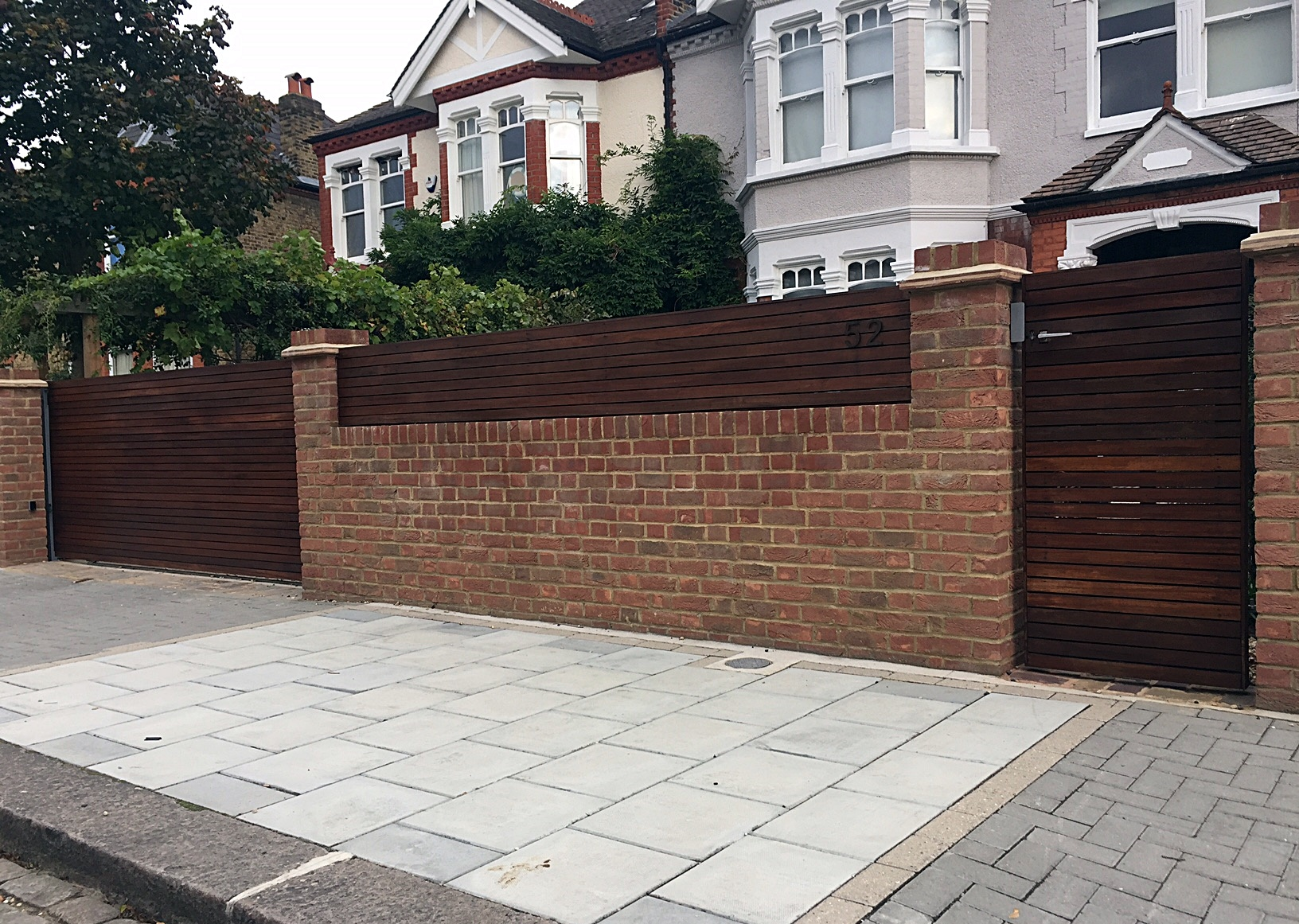 front-garden-fencing-london-chelsea-fulham-kensington-mayfair