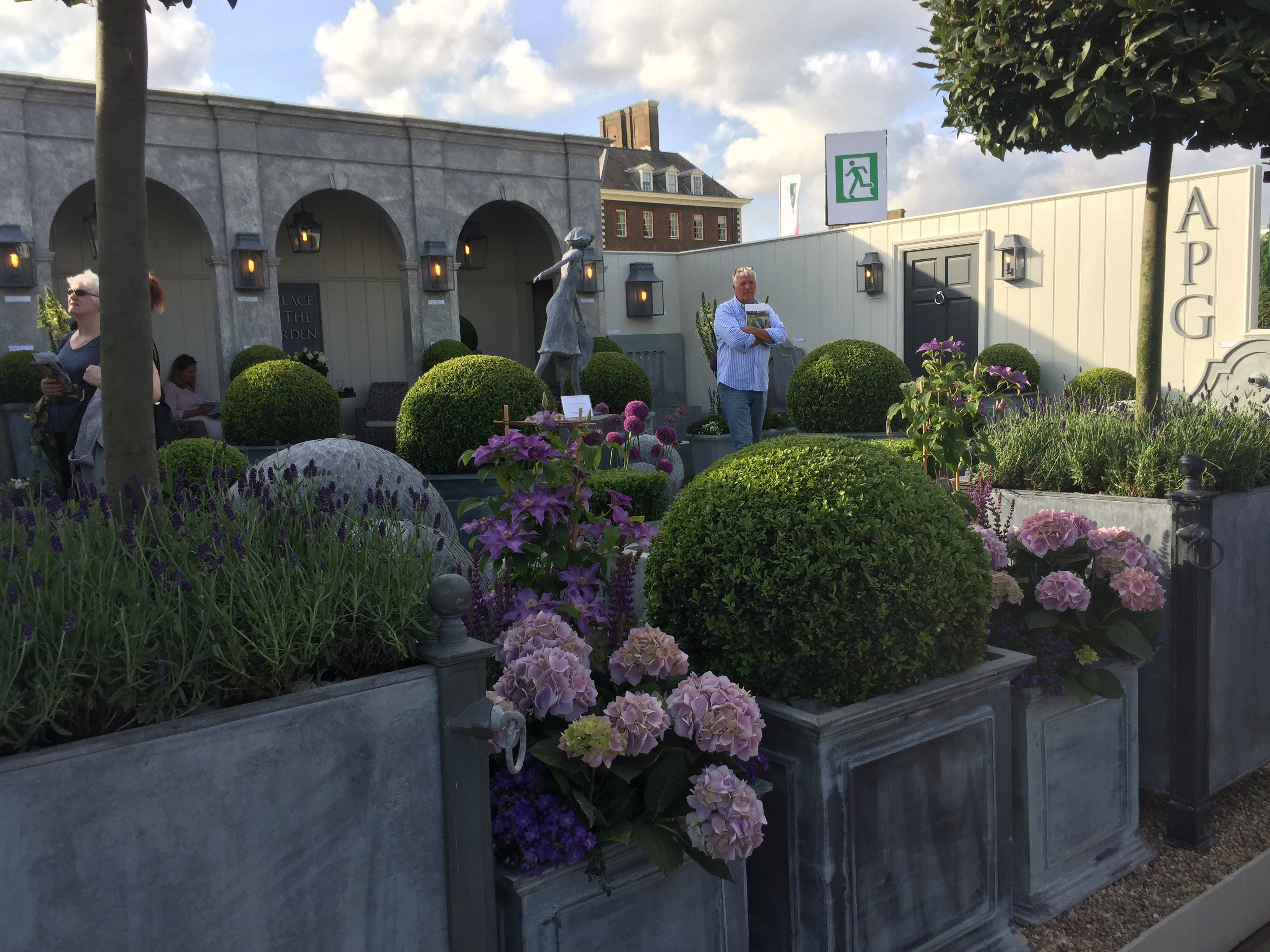 chelsea flower show london 2017 london garden blog. Black Bedroom Furniture Sets. Home Design Ideas