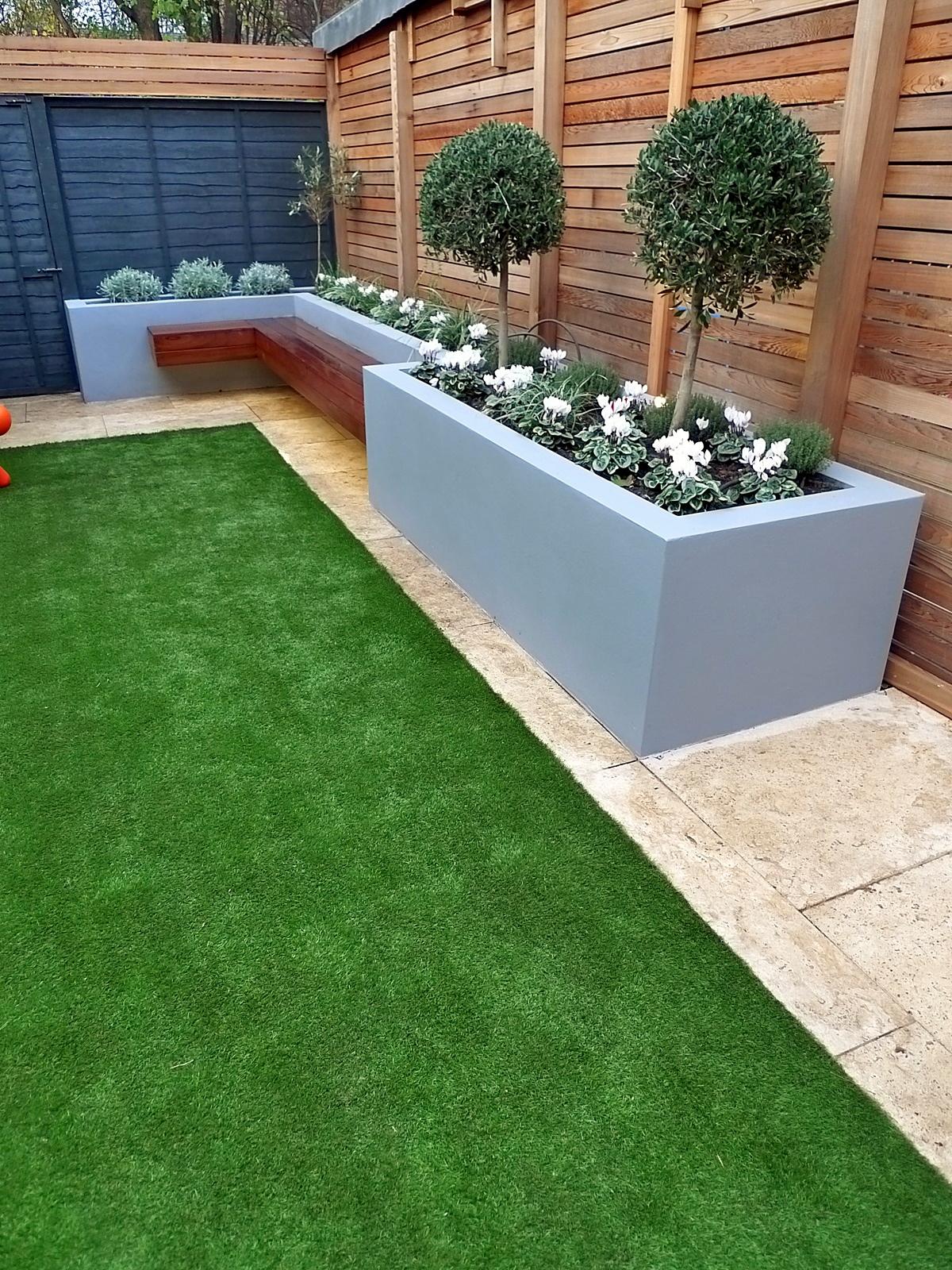 London garden blog london garden blog gardens from for Modern garden beds
