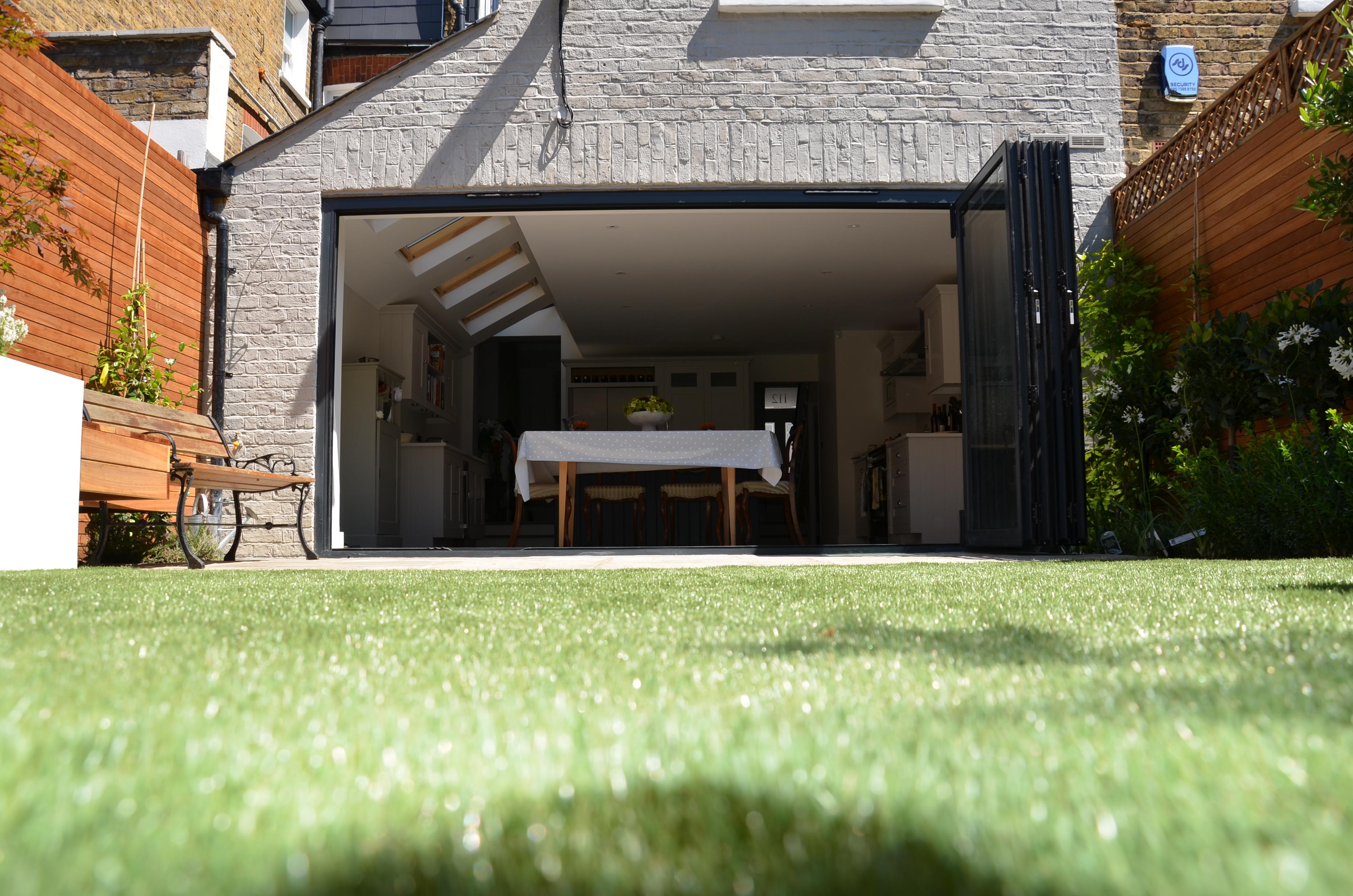 london garden blog
