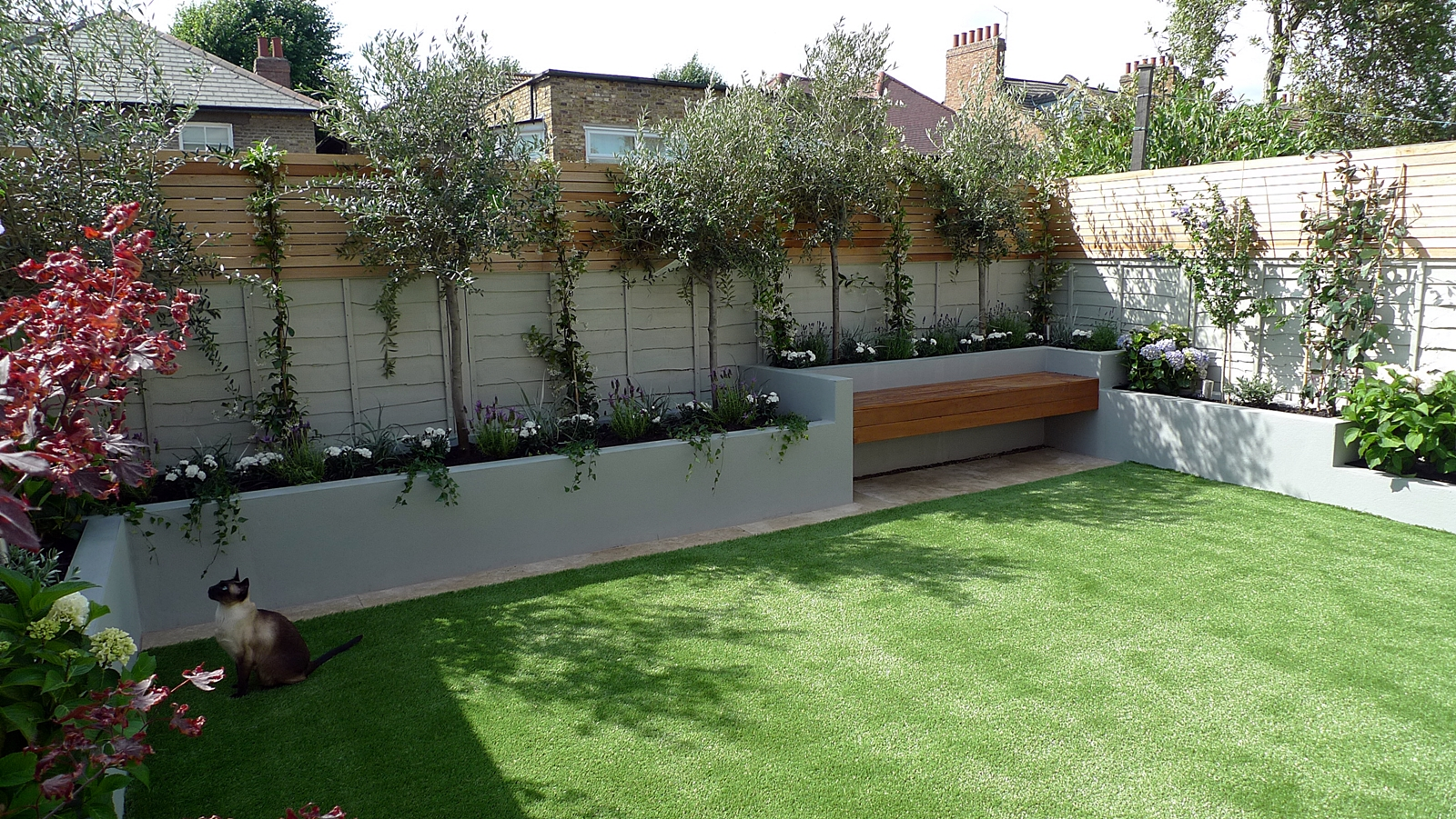 Top 28 modern garden company twin peaks texture modern landscape other by the kensington - Garden ideas london ...