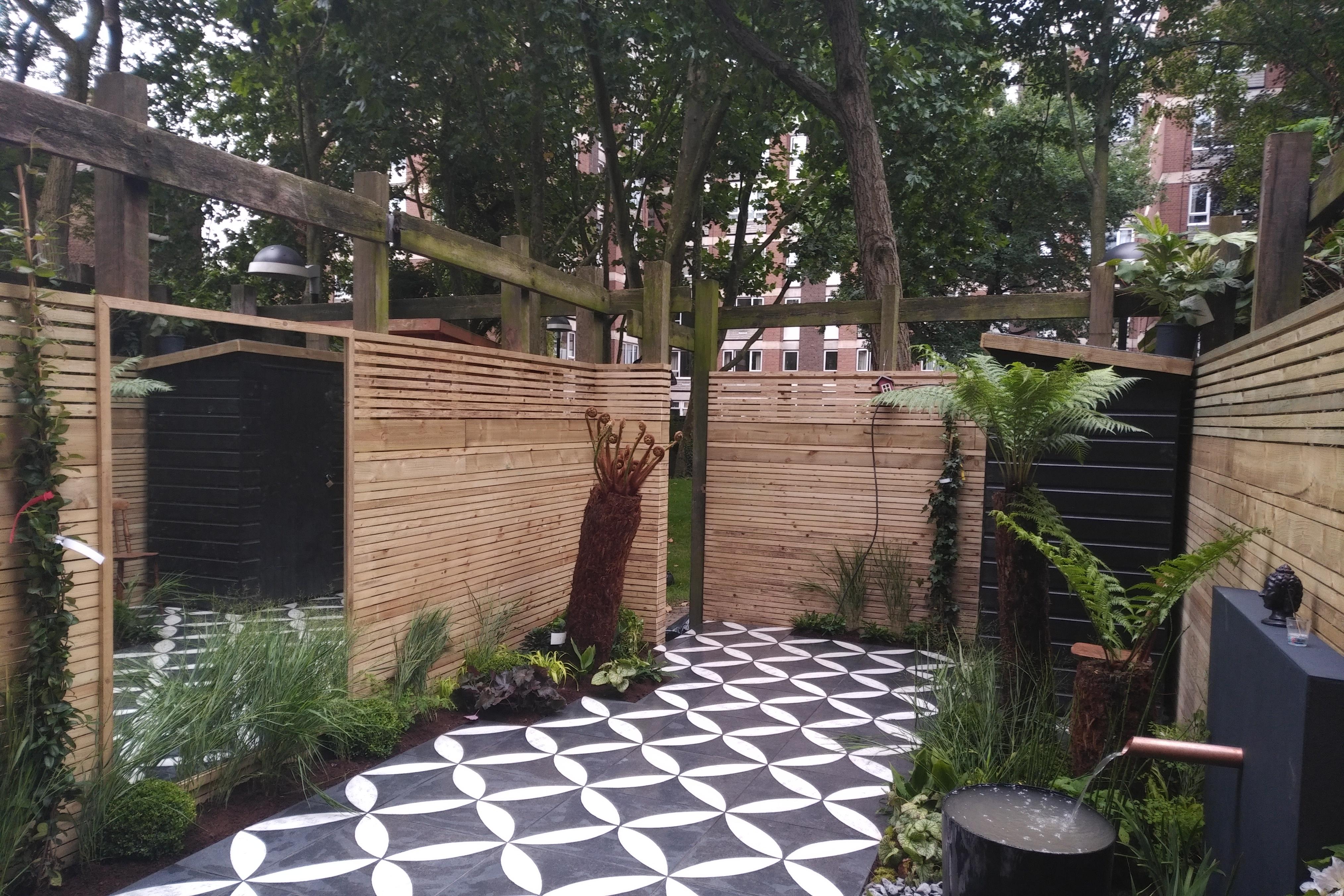 small garden design cat howard garden builders anewgarden london