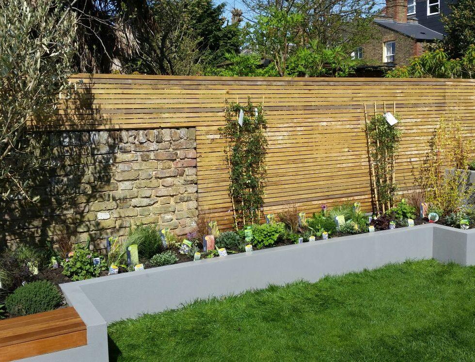 Garden Design London Designer Kensington Little Venice Primrose Hill  Holland Park Belsize Hampstead