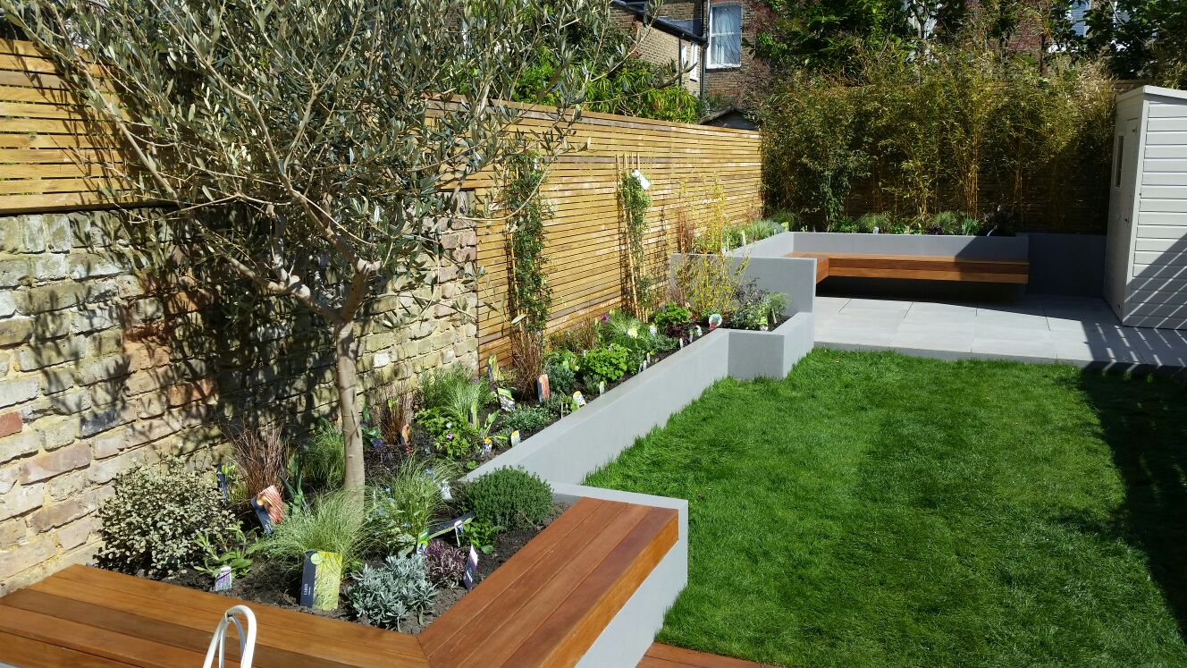 garden design london designer kensington little venice ...