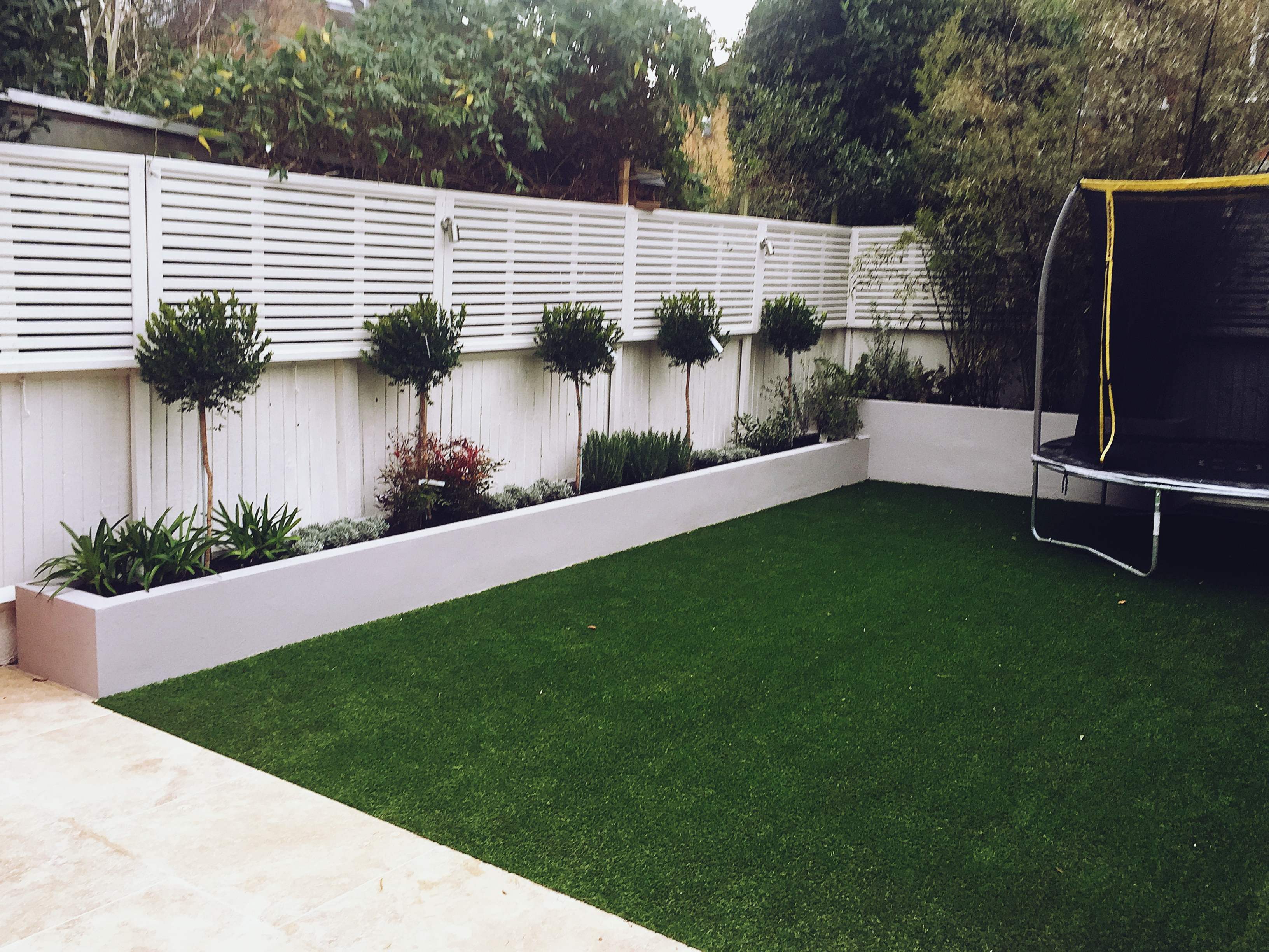 small garden design minimalist modern contemporary ...