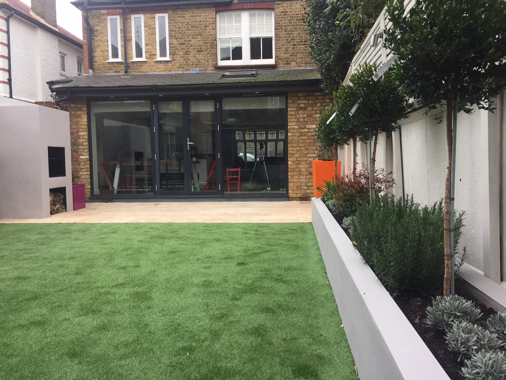 small garden design minimalist modern contemporary ...