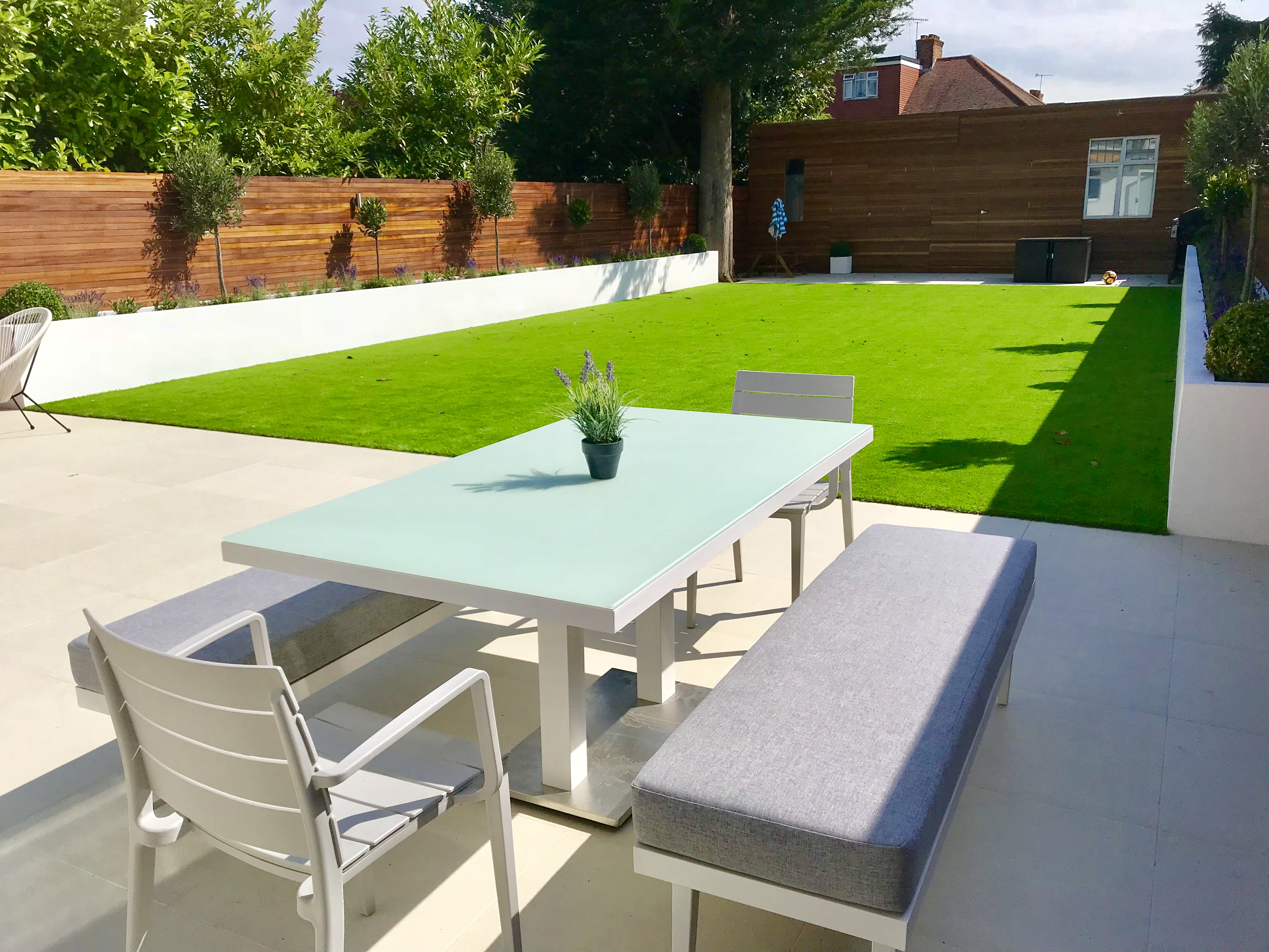 Modern Garden Design Anewgarden London Designer - London ...