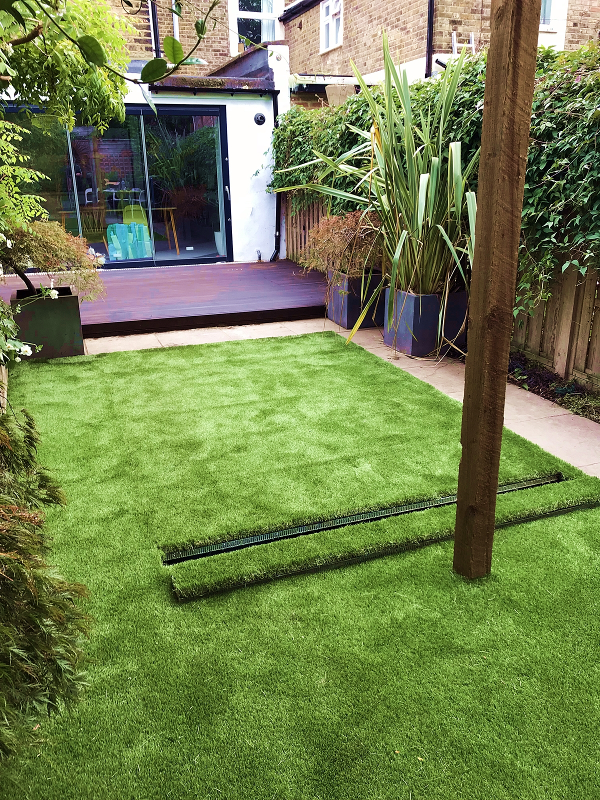 Artificial Grass Balcony Lawn